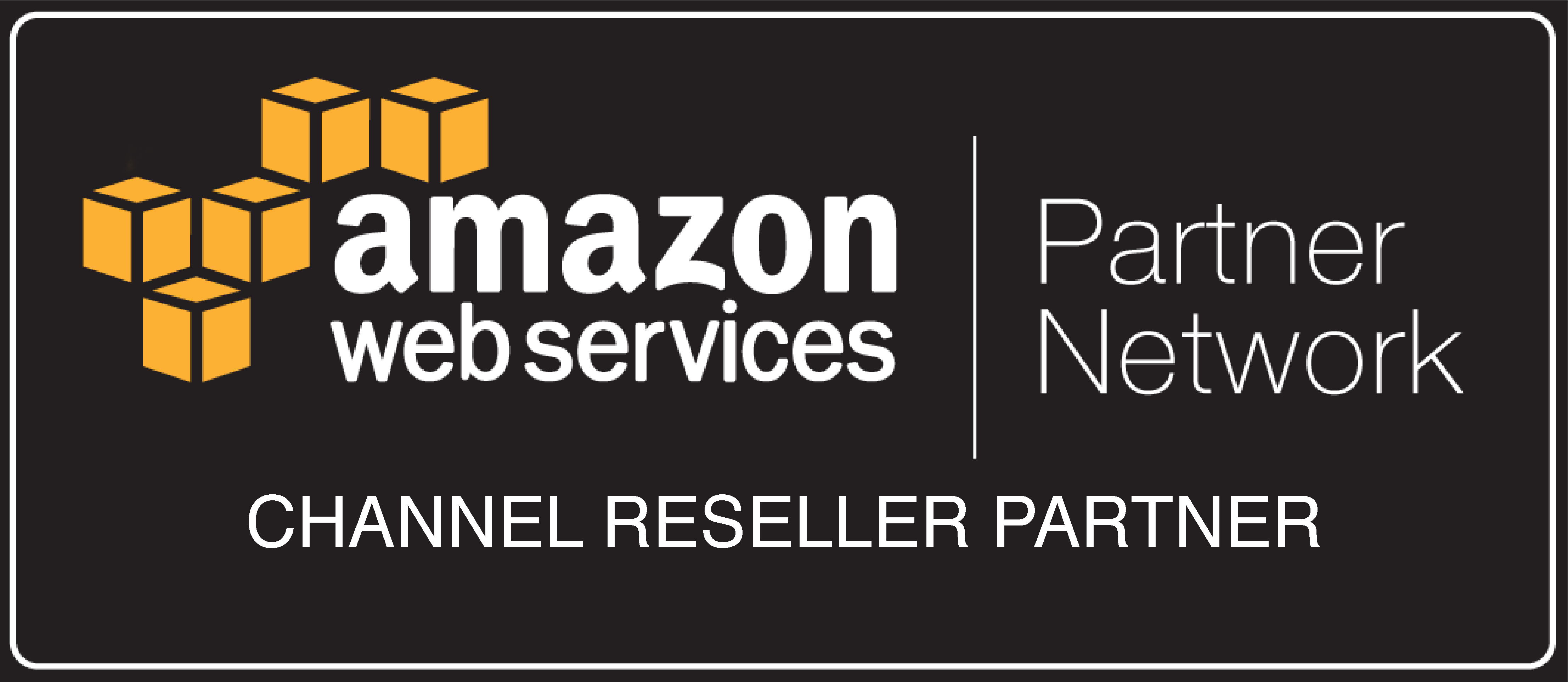 AWS Logo - Channel Reseller Partner